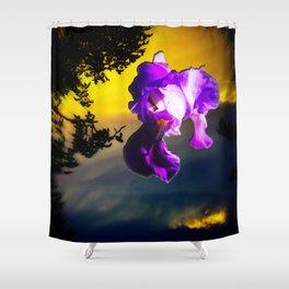 Our World Is A Magic - Moments Lily Shower Curtain