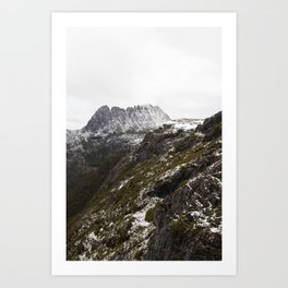 A Moment In The Mountains Art Print