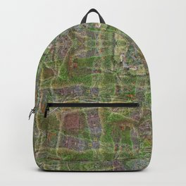 YOUNG RAINFOREST VINE MAPLES Backpack