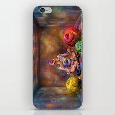 Seelenpflege iPhone & iPod Skin
