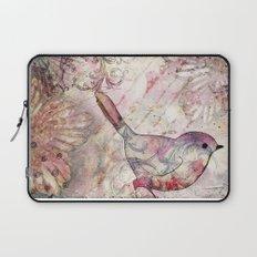 Sweet autumn birdie Laptop Sleeve