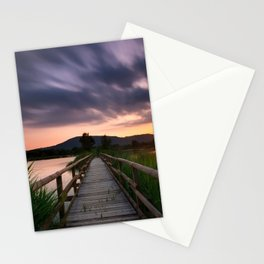 Escape II Stationery Cards