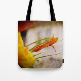 Dawn Lily Tote Bag