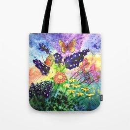 Bluebonnet Bouquet Tote Bag