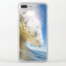Transending Force Clear iPhone Case