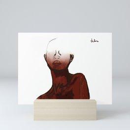 Omnipotent  Mini Art Print
