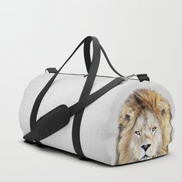 Lion 2 - Colorful Duffle Bag
