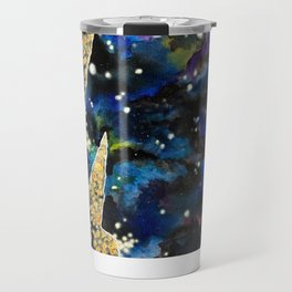 ... fallin' through space, you and me... Travel Mug