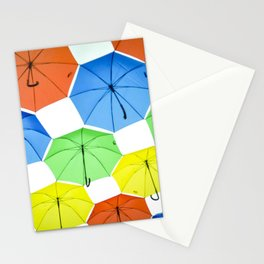 umbrellas 1.1 Stationery Cards