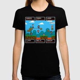 Svampriket goes 8Bit T-shirt
