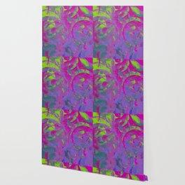 Pink Swirls Wallpaper