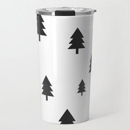 Cute Christmas Pattern Travel Mug