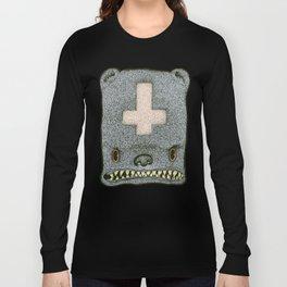 Evil Ted Long Sleeve T-shirt