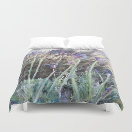 Lavender Blue 2 Duvet Cover