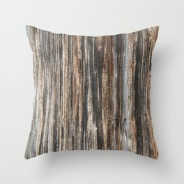 Wood,wooden background pattern  Throw Pillow