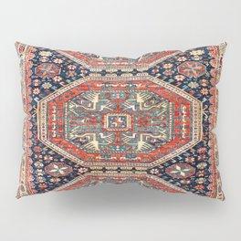 Kuba Sumakh Antique East Caucasus Rug Print Pillow Sham