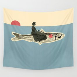 The Oceanride Wall Tapestry