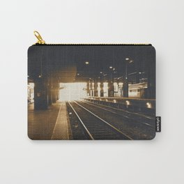 On the Platform Carry-All Pouch