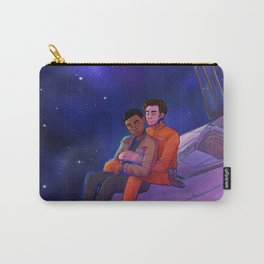 Let Me Play Among the Stars Carry-All Pouch