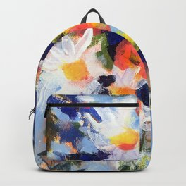 Sunny Day Bouquet Backpack
