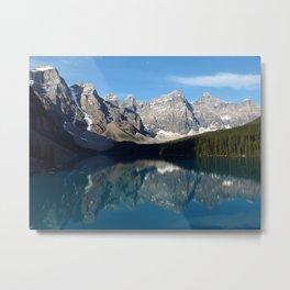 Morraine Lake, Canada Metal Print
