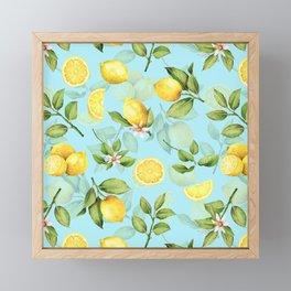 Lemonade Framed Mini Art Print