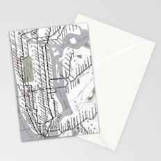 Vintage Subway Stationery Cards