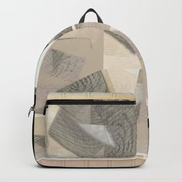 Raw shapes Backpack