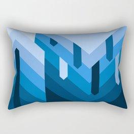 Paths Rectangular Pillow