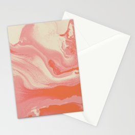 Marble Y  II Stationery Cards