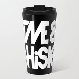 Time & Whiskey Travel Mug