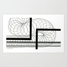 beamin Art Print