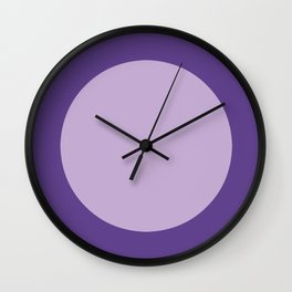 Night Dot Wall Clock