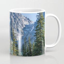 Blue Sky Over Enchantments Coffee Mug