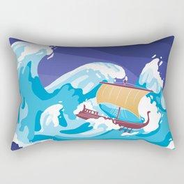 The Odyssey Rectangular Pillow