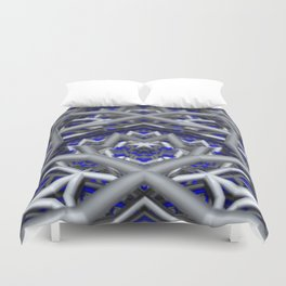 Levels and Vibrations Duvet Cover