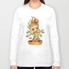 Season's Grootings Long Sleeve T-shirt