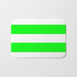 Mariniere marinière green Bath Mat