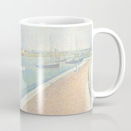 The Channel of Gravelines, Petit Fort Philippe Coffee Mug