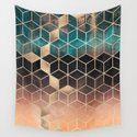Ombre Dream Cubes by elisabethfredriksson