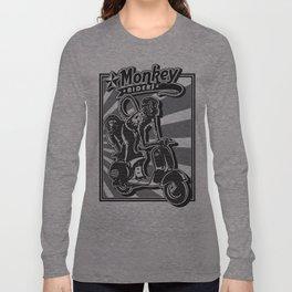 Monkey Riders Long Sleeve T-shirt