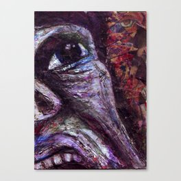 Is There Anyone Out There? Canvas Print