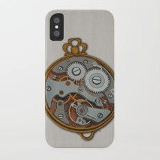 Pieces of Time Slim Case iPhone X