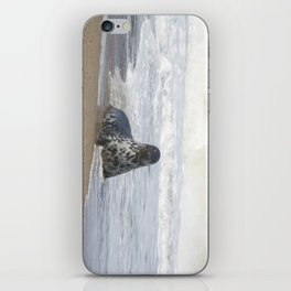 Come swim with me  iPhone Skin