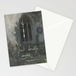 Beauty in Ruins Stationery Cards