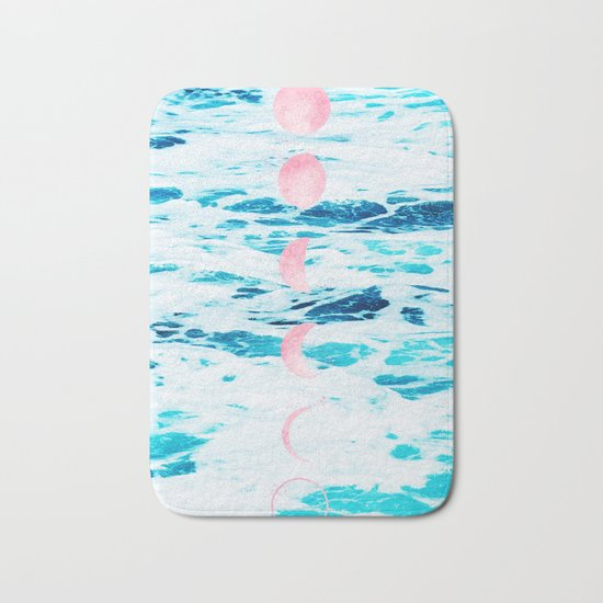 Beach Baby, Moon Baby Bath Mat