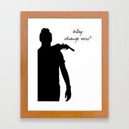 Moz 2 Framed Art Print