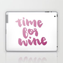 Time for Red Wine  Laptop & iPad Skin
