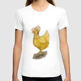 Snooty Hen T-shirt