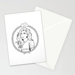 Perfect Illusion Stationery Cards